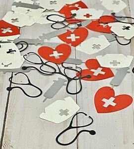 Nurse Confetti, Nurse Graduation Confetti - Nursing Confetti, Nursing Party