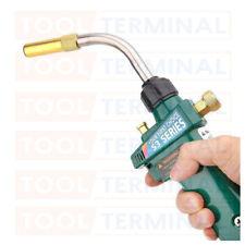 Plumbing Hot Mapp Gas Blow Torch Map Propane Solderding Brazing Plumbers Pro +