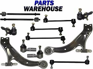 12 Pcs Complete Suspension Kit for Toyota Avalon 04-98 or Solara 03-99