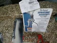 Paint Tools, Spraing Mantis 55-050, Newborn 125,Warren Paint shield used,As is