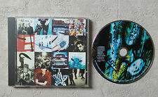 "CD AUDIO DISQUE INT/ U2 ""ACHTUNG"" CD ALBUM 1991 ISLAND RECORDS CIDU28 510347-2"