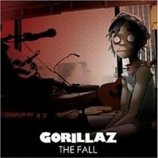 "GORILLAZ ""THE FALL"" CD 15 TRACKS NEW+"