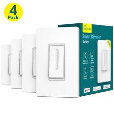 Smart Dimmer Switch, Treatlife WiFi Light Switch for Dimmable Bulbs, Compatible