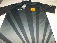 NEW ZEALAND - OFFICIAL REEBOK BEACH CRICKET SHIRT+TAGS-SMALL-SEE DESC FOR SIZING