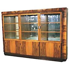 Art Deco Book Case / Display Cabinet #1408