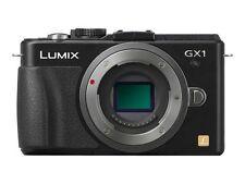 Panasonic Lumix DMC-GX1 16 MP Micro 4/3 Mirrorless Digital Camera +3-Inch LCD To