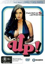 Russ Meyer's UP! (DVD, 1976) Region 4 Madman Director's Suite RARE New & Sealed!