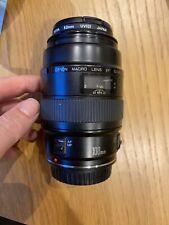 Canon ef 100 mm F 2.8 Macro Lente