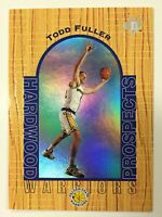 TODD FULLER 1996-97 Upper Deck UD3 # 9 Rookie Card RC Warriors