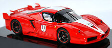 Ferrari FXX F140 Coupe 2005-06 #11 red red 1:43 Hot Wheels Elite