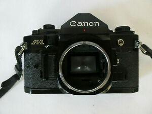 Canon A-1 Body Gehäuse SLR Kamera analoge Spiegelreflexkamera