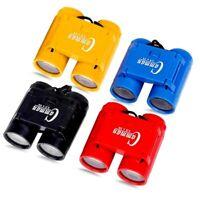Kinder Mini Fernglas Faltbar Binoculars Outdoor 2,5x26 Vergrößerung Halsschnur