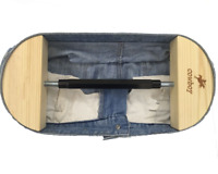 """Pants Stretcher for Jeans with Aerial Aluminium Alloy Buckle Stretch 30"""" to 59"""""""