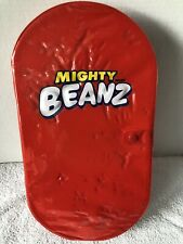 Moose's Mighty Beanz Series 1 Complete Set Beanz 1-60 with Case