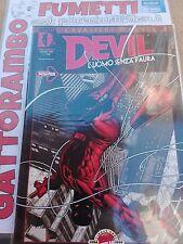 Devil & Hulk N.62 con poster imbustato - Marvel Italia comics Qs. Edicola