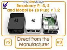Raspberry Pi Case - Pi 3 compatible - Black