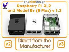 Raspberry Pi Case - Pi 3 compatible - White