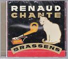 "CD 23T RENAUD ""RENAUD CHANTE BRASSENS"" DE 1996 NEUF SCELLE"