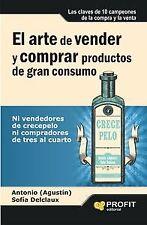 Arte De Vender Y Comprar Productos De Gr. ENVÍO URGENTE (ESPAÑA)