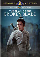 The Trail of the Broken Blade (DVD, 2014) brand new