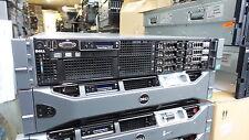 DELL PowerEdge R710 2x quad core Xeon  48GB RAM 3x300gb sas  + RAILS bezel
