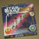 RARE Vintage Star Wars Push Pin Collector 12 Piece Set - 1997 Roseart Golden