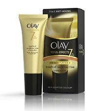 Olay Total Effects 7 en 1 anti-envejecimiento Crema Hidratante + Crema de Ojos Max Factor Corrector