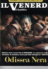 1998 01 23 - IL VENERDI DI REPUBBLICA - 23-01-1998 - N.515 - ODISSEA NERA