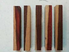 Padauk Woodturning Pen Blanks