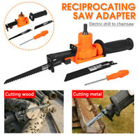 Reciprocating Saw Adapter Electric  Modified Electric Saw Wood Metal