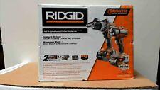 Brand New Ridgid Combo Set R9205 (Ms2018044)
