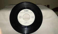 """Alison Moyet/Toto–Is This Love?/I'll Be Over You- Disco 45Giri 7"""" Promo JukeBox"""