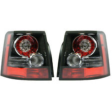 Land Rover Range Rover Sport 10-13 Led Rear Lamp Set Lh & Rh Euro Style Grey (Fits: Land Rover)