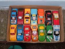 A JOB LOT OF 15 CARS MATCHBOX CORGI IN USED CONDITION VINTAGE C PICS