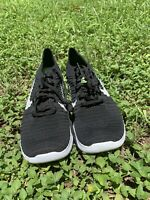 Nike Free RN Flyknit Men's Size 13 Black/White Running Shoes 831069-001