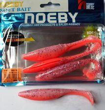 Noeby pêche leurre souple odorant Shad Minnow 10cm 9g couleur 210
