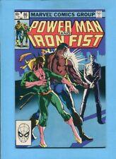 Power Man and Iron Fist #86 Marvel Comics October 1982