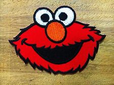 Siam Trade Elmo Sesame Street Cookie Monster Embroidered Iron on Patch