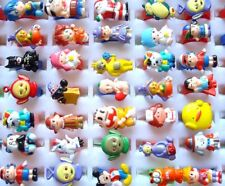 Wholesale 50 PCS/Lot mixed Children Resin Open Rings