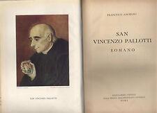 san vincenzo pallotti - romano - francesco amoroso- 11/36 8-6