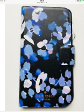 Fab iPhone 7 Folio Case by Kate Spade of New York Folio - Blue Floral