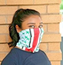 Ohio State Buckeyes OFFFICIALLY LICENSED Gameday Neck Gaiter Face Mask -Reusable