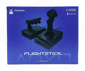 Hori Flight Stick HOTAS (PS4) - Joystick & Throttle For PlayStation 4 / 3 / PC
