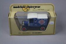 ZC1104 Matchbox Y12 Voiture Miniature 1/35 Ford Model T 1912 Best Potato Smith's
