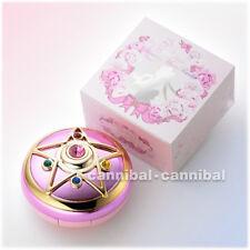 ~ SAILOR MOON - Crystal Star Brooch Compact - Japan cosmetic SHINING MOON POWDER