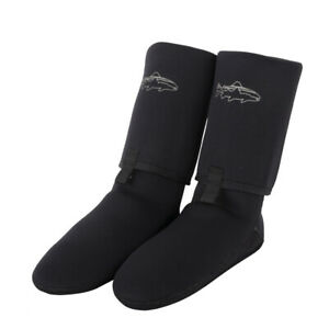 Patagonia Yulex Wading Socks with Gravel Guard Black - SALE!!
