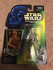Luke Skywalker Hoth Gear (Collection 1) (Hologram) 1996 green card action figure