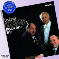 BEAUX ARTS TRIO - DIE KLAVIERTRIOS  2 CD  16 TRACKS CLASSIC BRAHMS PIANO  NEW!