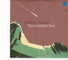 (EY814) Thirteen Senses, The Loneliest Star - 2010 DJ CD