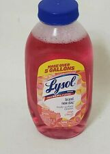 Lysol concentrate clean and fresh multi surface cleaner
